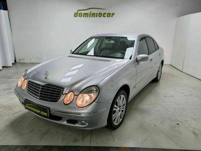 usado Mercedes E270 ---
