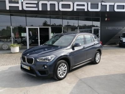 usado BMW X1 16d sDrive Advantage