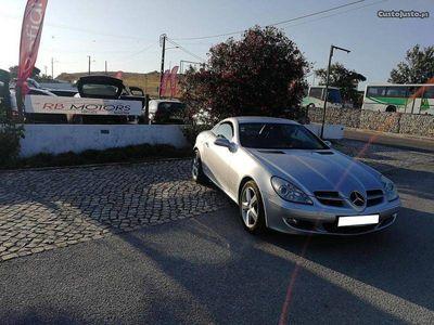 usado Mercedes SLK200 SLK 200nacional