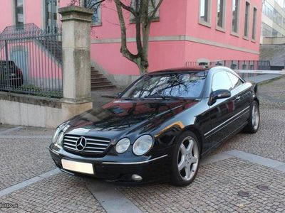 usado Mercedes CL55 AMG AMG 5.5 Coupé 360cv - 01