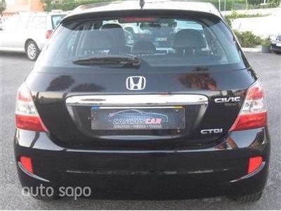 usado Honda Civic 1.7 CTDi ES Exclusive (100cv) (5p)