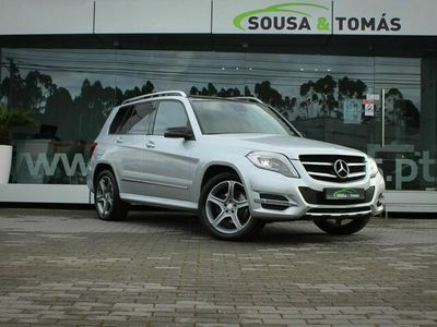 usado Mercedes GLK250 BlueTEC 4Matic