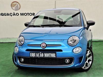 usado Fiat 500S S