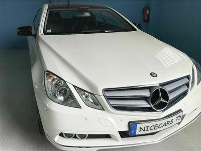usado Mercedes E220 220 cdi