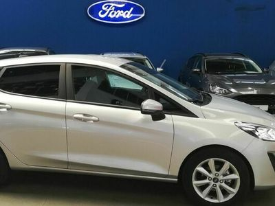 usado Ford Fiesta 1.1 Ti-VCT Connected