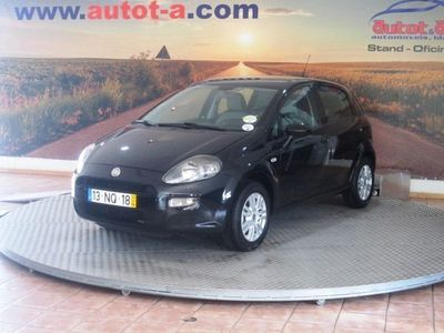 usado Fiat Grande Punto 1,4 EASY BIFUEL (GPL)