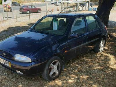 usado Ford Fiesta 1.25 Tecno 16v