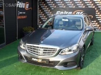 usado Mercedes E200 ClasseCDi Avantgarde BlueEf. Auto. (136cv) (5p)