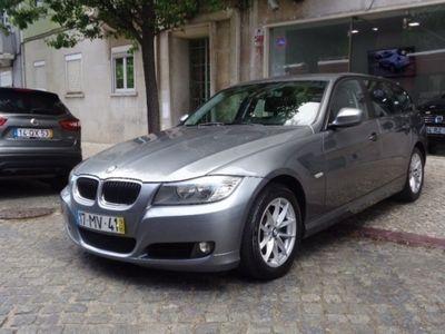 gebraucht BMW 318 d Touring, Gps, Nacional