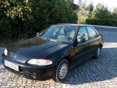 usado Honda Civic 1.5 LSi 1V (90cv) (4p), Gasolina