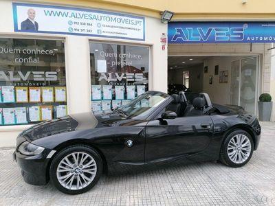 usado BMW Z4 cabrio pack m interior