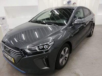 usado Hyundai Ioniq HEV/PHEV 1.6 GDi 6DCT Plug-in Tech JLL Cinza MY19