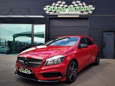 usado Mercedes A180 CDI Look A45 AMG