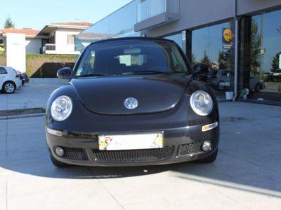usado VW Beetle NewCabriolet confortline