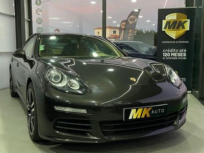 usado Porsche Panamera ---