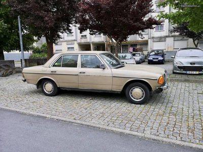 brugt Mercedes 300 W123