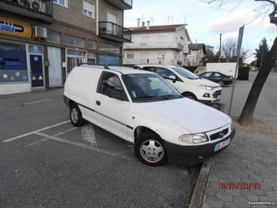 usado Opel Astra van - 95