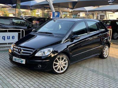 usado Mercedes B200 Avantgard