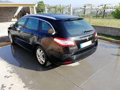 usado Peugeot 508 SW 1.6 e-HDi Allure CMP6 (112cv) (5p)