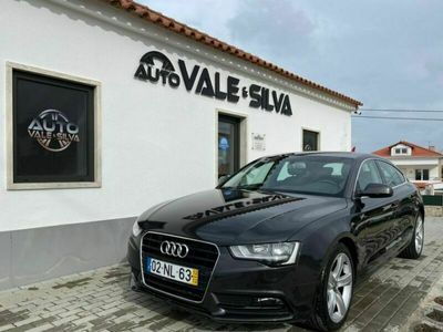 usado Audi A5 2.0 TDI 170 cv Sportline Nacional