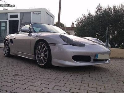 brugt Porsche Boxster 2.7 220cv