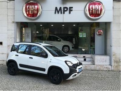 used Fiat Panda Cross City 1.2 8v 69cv