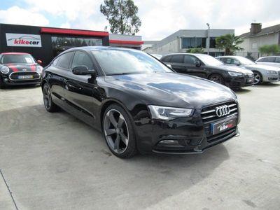 usado Audi A5 Sportback 2.0 TDI S-Line Auto 190 cv