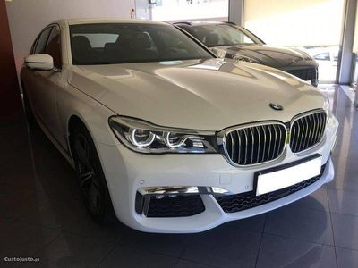 usado BMW 740 D XDRIVE pack M