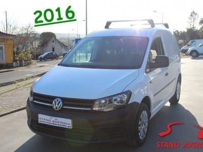 usado VW Caddy 2.0 TDi EXTRA // 2016 // 96.000 KM