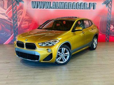 usado BMW X2 18 i sDrive Auto X Pack M