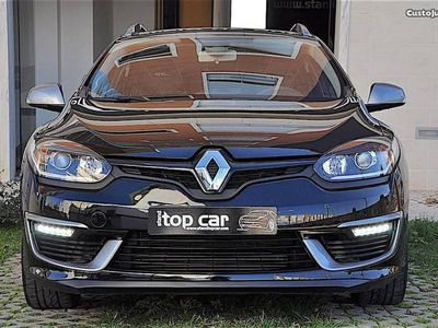 usado Renault Mégane GT Line ST 1.5 dCi -