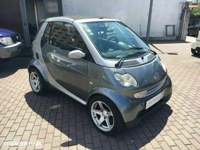 usado Smart ForTwo Cabrio Cdi passion