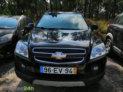 usado Chevrolet Captiva Seven