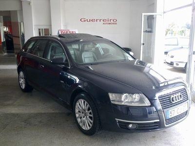 usado Audi A6 Avant 2.0 TDi Exclusive (140cv) (5p)