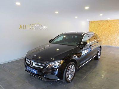 brugt Mercedes C200 CDI Avantgarde 7G-Tronic