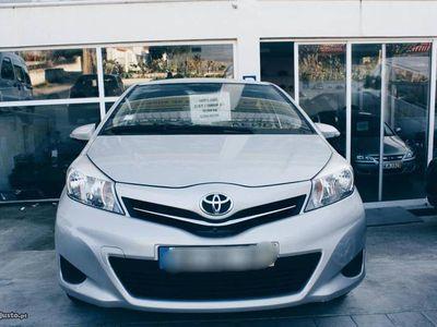 brugt Toyota Yaris 1.4