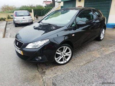 gebraucht Seat Ibiza 1.6 TDi Sport 90cv
