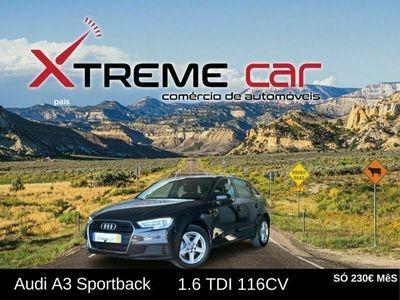 usado Audi A3 Sportback 1.6 TDI 116CV