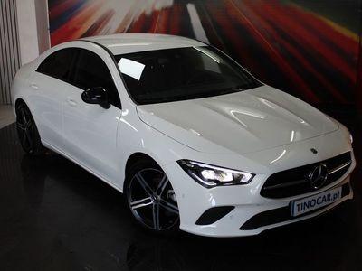 usado Mercedes CLA180 D Progressive Auto