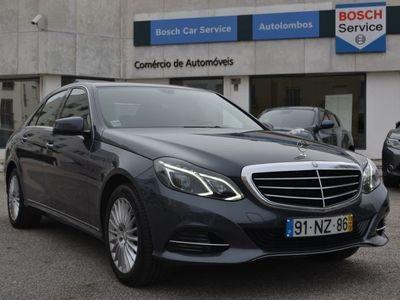 usado Mercedes E250 CDi Elegance BE Auto.129g