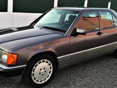 brugt Mercedes 190 2.5