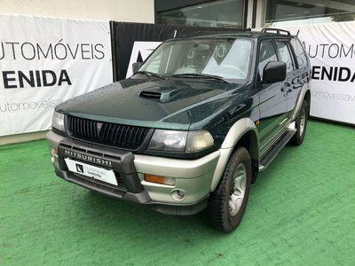 usado Mitsubishi Pajero Sport Wagon