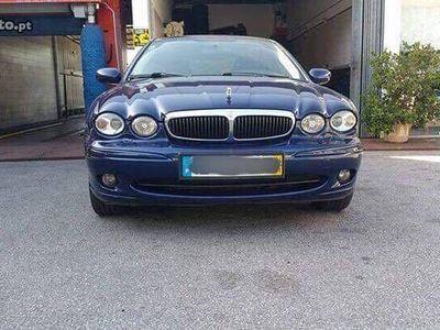 usado Jaguar X-type 2.0