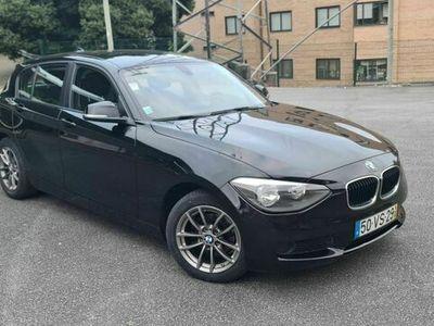 usado BMW 116 D Edynamics Line SPT