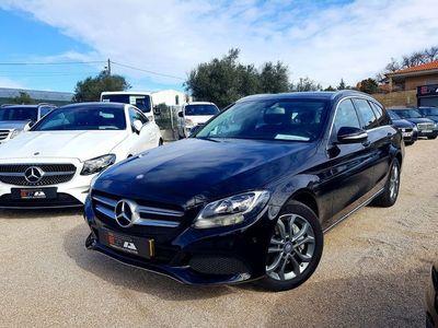 usado Mercedes C250 d Look Avantgard - Nacional