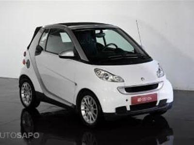 usado Smart ForTwo Cabrio cdi Passion Cx. Aut.