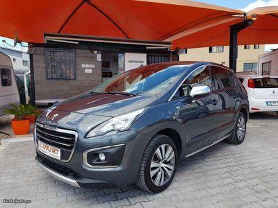 brugt Peugeot 3008 Style 1.6 HDi 120cv