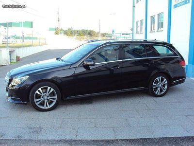 usado Mercedes E250 CDI Sw 204cv