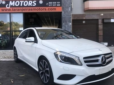 brugt Mercedes 180 DCi AMG