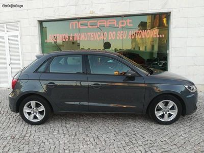 brugt Audi A1 Sportback 1.6